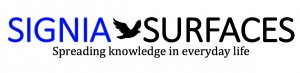 Signia Surfaces logo